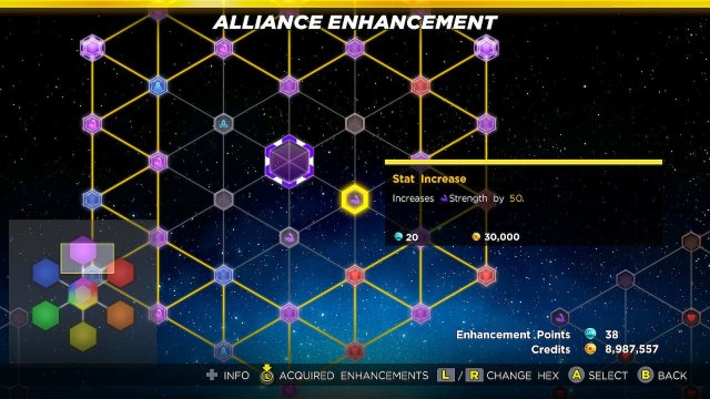 review-marvel-ultimate-alliance-3-enhancement-grid