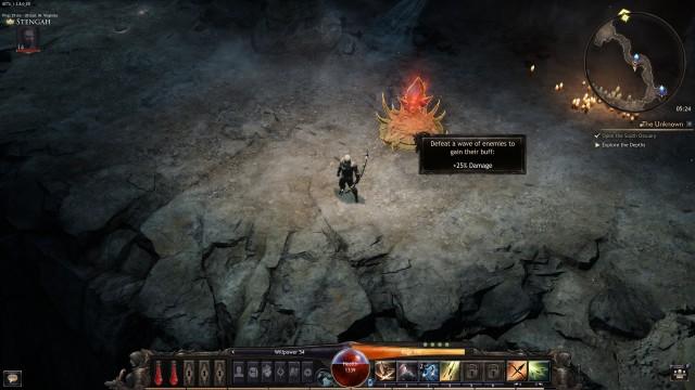 review-wolcen-beta-release-shrine